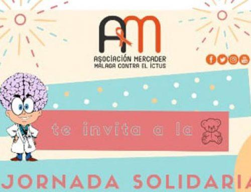 JORNADA SOLIDARIA CONTRA EL ICTUS – 28 de Marzo