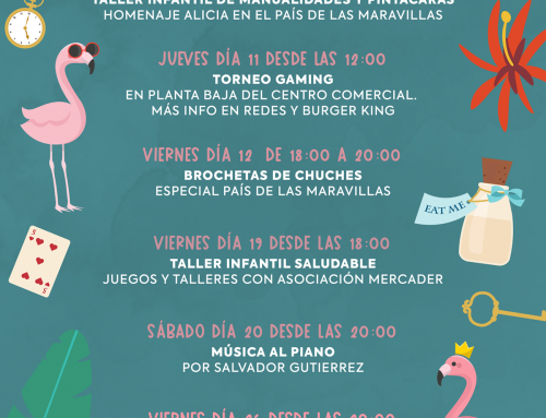 AGENDA EVENTOS DE JULIO