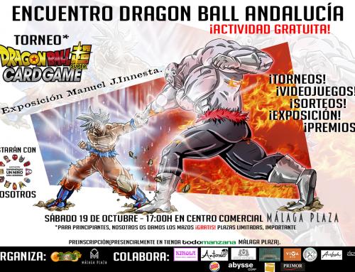 Encuentro Dragon Ball Andalucía