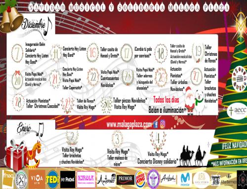 Calendario de eventos de Navidad 2019